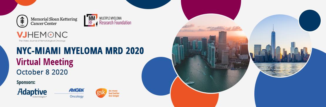 NYC-Miami Myeloma MRD 2020