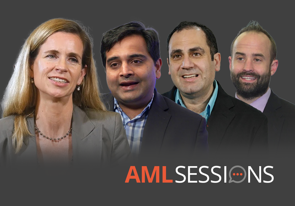 AML Session with Marion Subklewe, Naval Daver, David Sallman, and Amer Zeidan