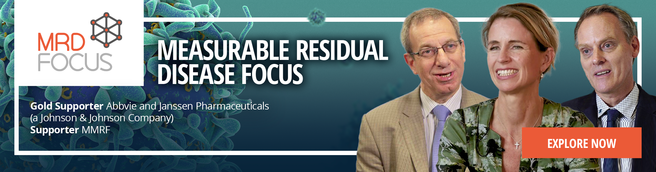 Watch the Measurable Residual Disease Focus Channel