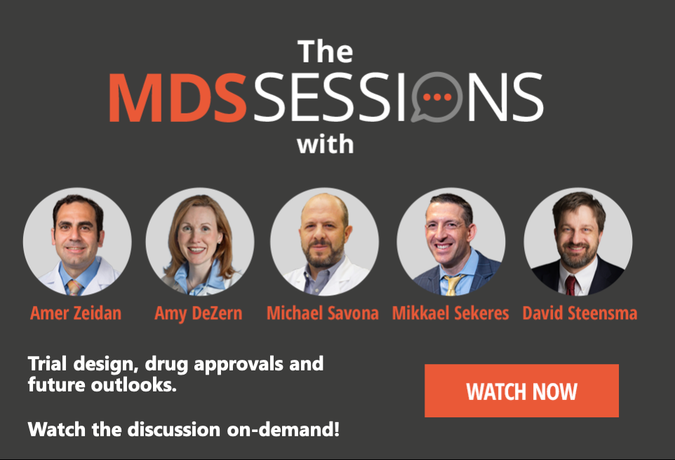 Watch the MDS Sessions presentations