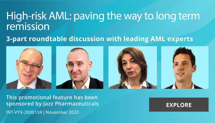 High-risk AML - paving the way to long term remission roundtable discussions