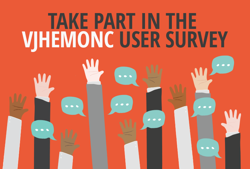 Take part in the User Survey